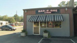 Duke's BBQ Facade